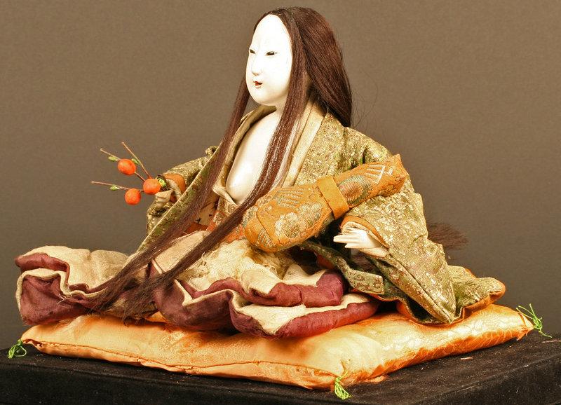 Yamauba, Forest Goddess Mother of The Mighty Kintaro