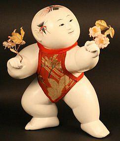 Fine Japanese Palace Doll, Gosho Ningyo