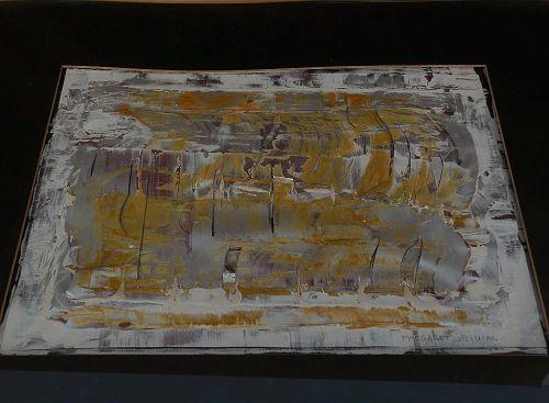 California contemporary art mixed media by MARGARET HEHMAN-SMITH (1948-)