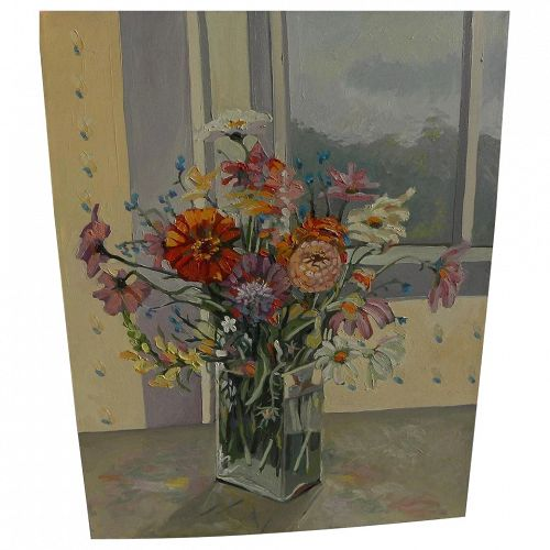 RENA PATTERSON contemporary still life painting by California artist