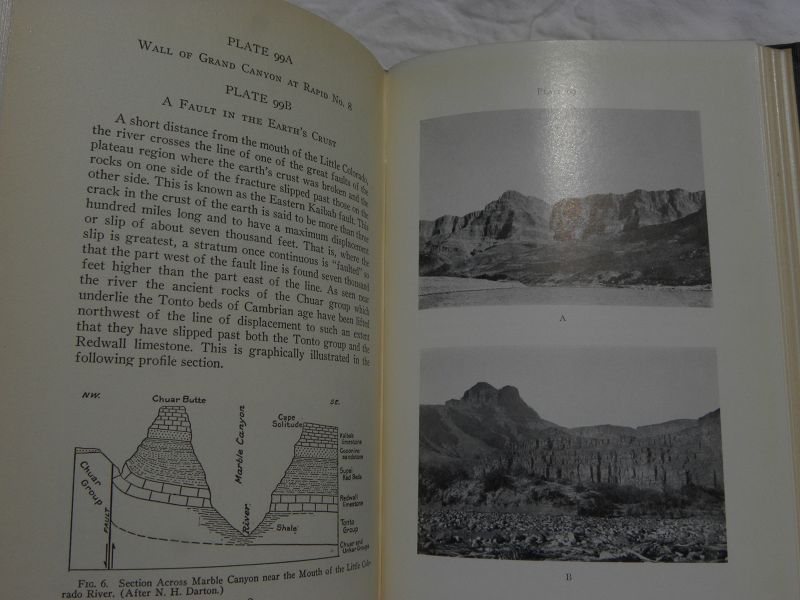 """Canyon Country"" 1932 First Edition book Grand Canyon trip signed"