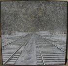 THEODORE SVENNINGSEN contemporary American art railroad painting