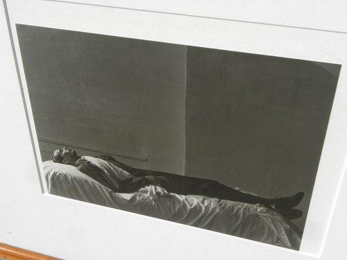 MARSHA BURNS (1945-) American contemporary photography signed