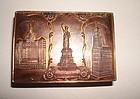 GREAT New York Souvenir Box Landmarks c.1940's-1950's