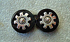 RARE Valentin Sterling Cuff Links All Hallmarks