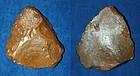 Neanderthal partial biface axe