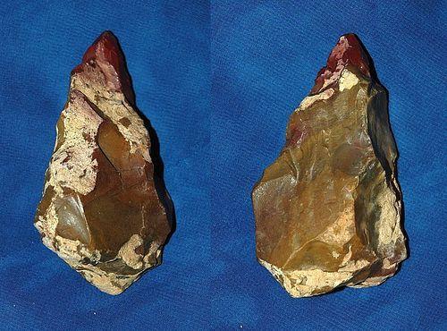 Neanderthal burin