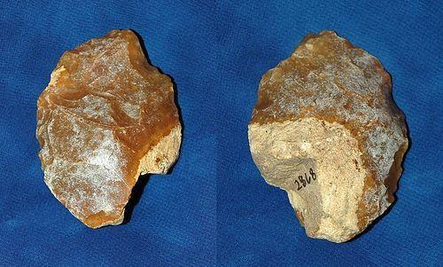 Neanderthal biface axe