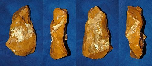 Lower Paleolithic proto-hand axe