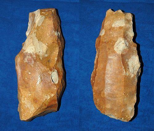 """Neolithic """"Livre du Beurre"""" blade core"""