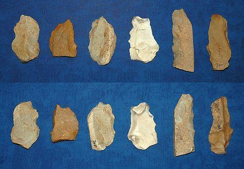 6 Neanderthal tools