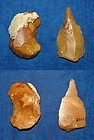 2 French neolithic tools