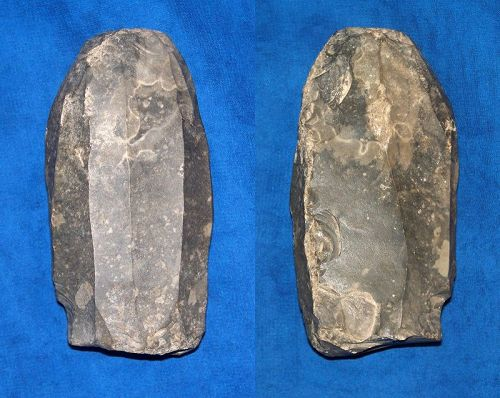Neolithic Blade Core/hammer stone