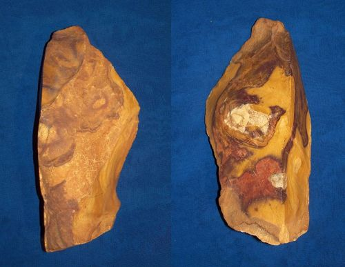 Large Neanderthal Convex Scraper