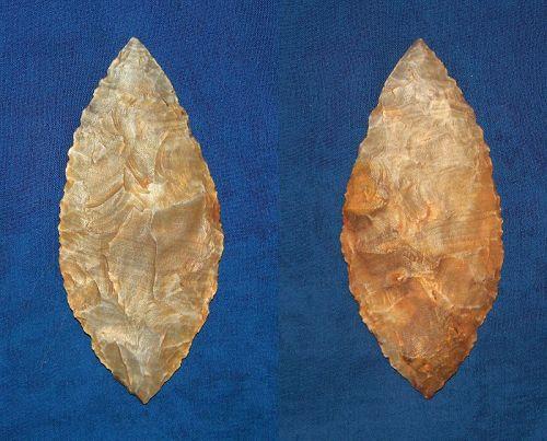Saharan Neolithic Willow Blade