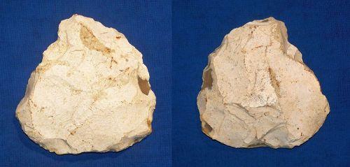 Neanderthal Cordiform Biface Axe