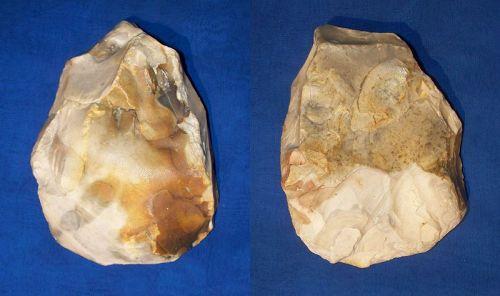 Large Neanderthal Cleaver