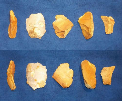 5 Neanderthal Tools