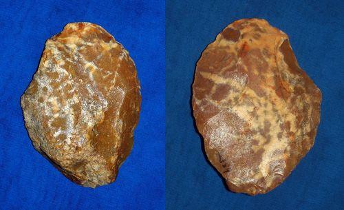 "Neanderthal ""Limande""  Biface Axe"