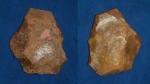 Neanderthal Partial Biface Proto-Axe