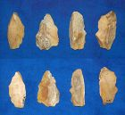 Four Neanderthal Tools