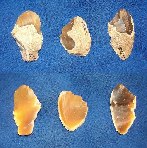 Three English Mesolithic Micro-tools
