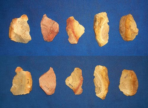 Five Neanderthal Tools