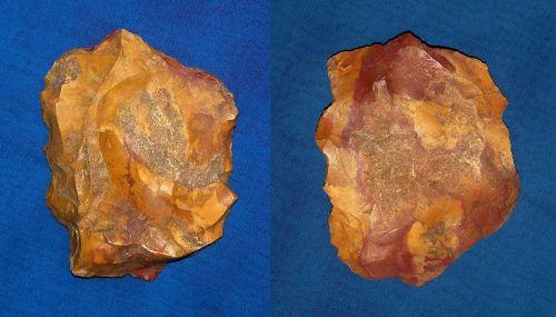 Neanderthal Partial Biface Multi-tool