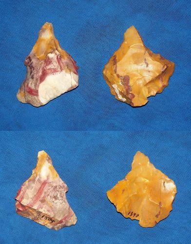 2 Neanderthal Burins