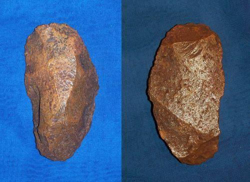 North American Paleolithic scraper