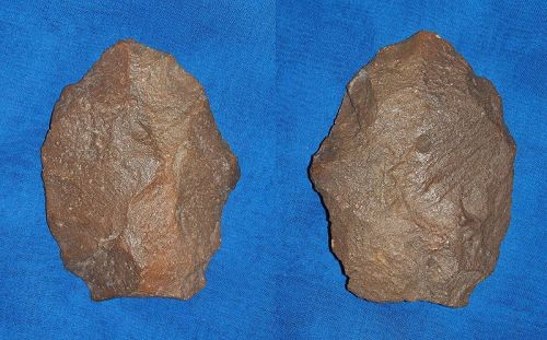 North American Paleolithic Biface Axe