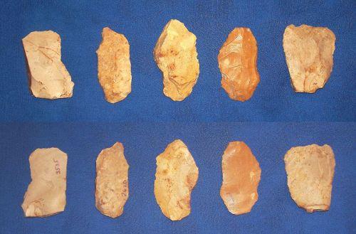 6 Small Neanderthal Multi-tools