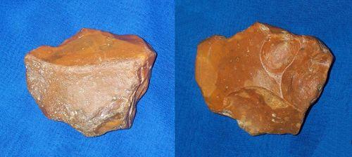 Homo Erectus Clactonian Scraper