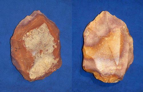 Lower Paleolithic Acheulean Proto-axe