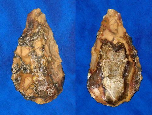 Western Sahara Paleolithic Bifaced Axe