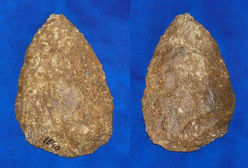 Paleolithic African Acheulean Axe.