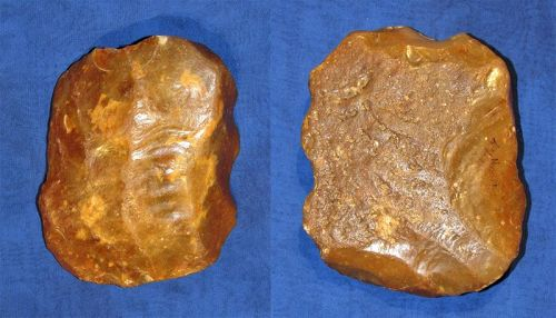 Lower Paleolithic Chopping Tool