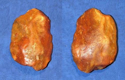 Lower Paleolithic Acheulean Hand Axe