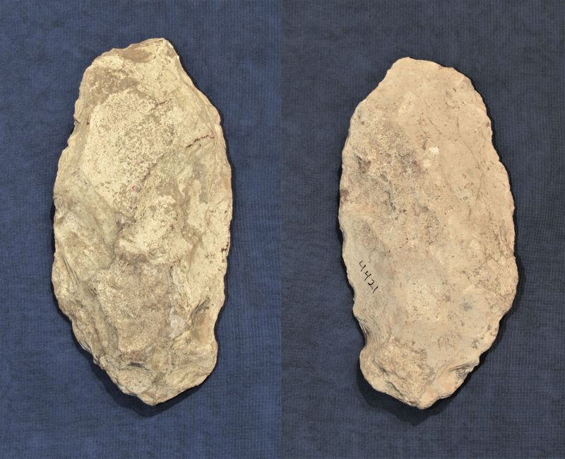 Lower Paleolithic Biface Axe