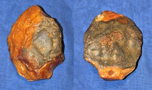 Lower Paleolithic Mode 1 Pebble Tool