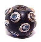 Chinese.Glass Eye Bead - Warring States 475 - 221BC