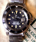 Rolex Submariner 1680 Wristwatch with Rolex Guarantee