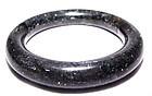 Chinese Black Jade Bangle Bracelet
