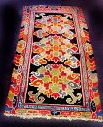Tibetan Temple Carpet - 19th Century