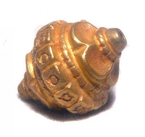 Pyu Gold Bead 100 - 500 AD