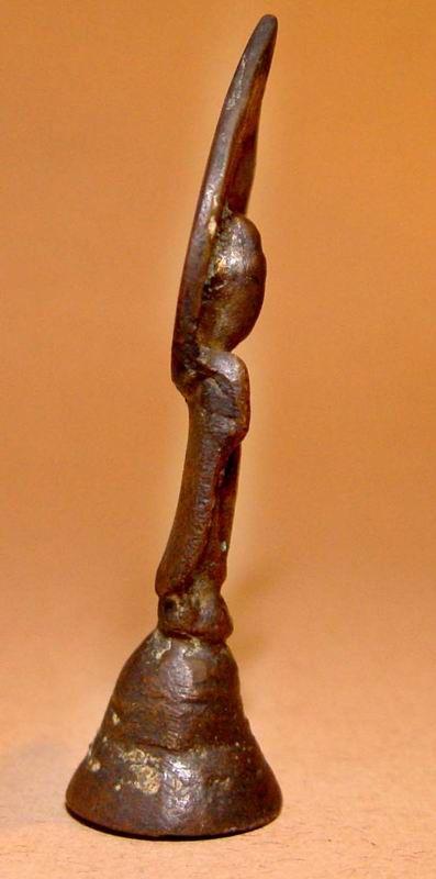 Chinese Bronze Buddha of Avalokitesvara- Han 25-220AD