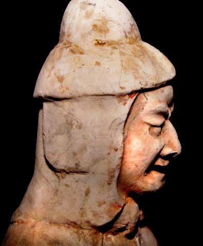 Chinese Rare Foreigner Tang Horse Groom - 618 - 907 AD
