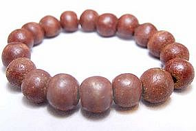 Sino-Tibetan 100 Herbs Prayer Beads Bracelet