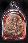 Thai Phra Pit Ta Terracotta Amulet