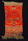 Southern Chinese Embroidered Hilltribe Textile